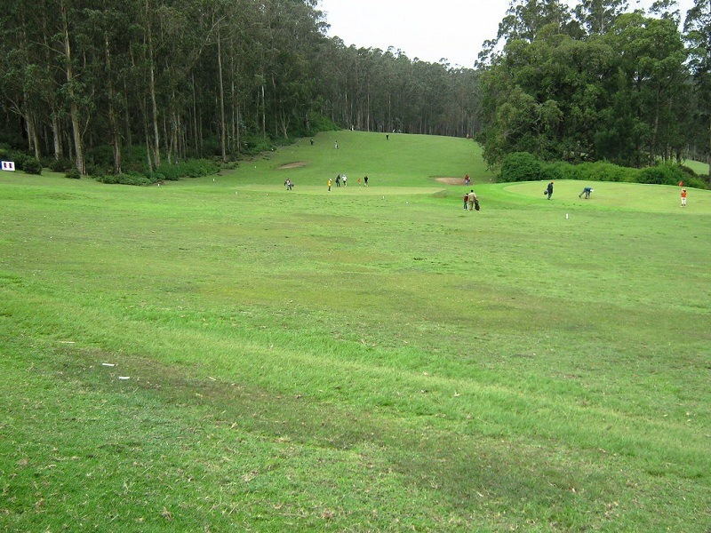Ooty Golf Course
