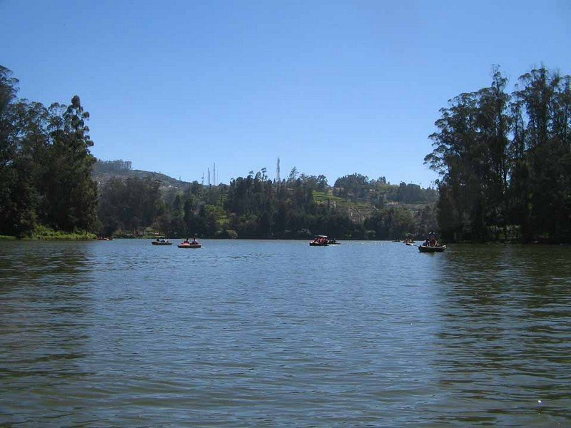 Ooty Lake & Boat Membership
