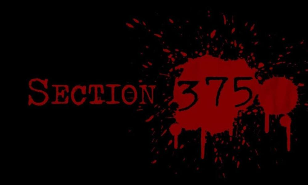 Section 375 Hindi Movie (2019)   Cast   Teaser   Trailer   Release Date