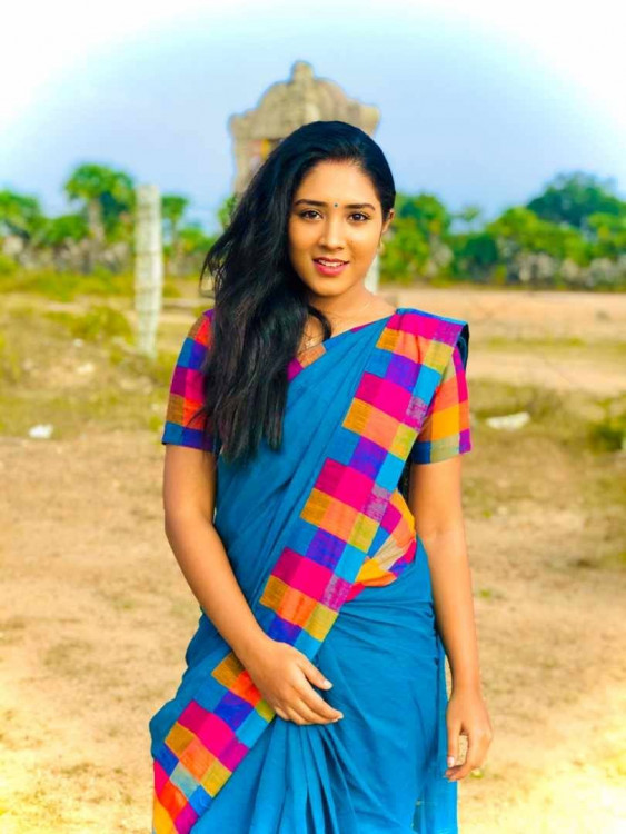 Sree Nithi (Senthoora Poove Actress) Wiki, Biography, Age, Serials, Images