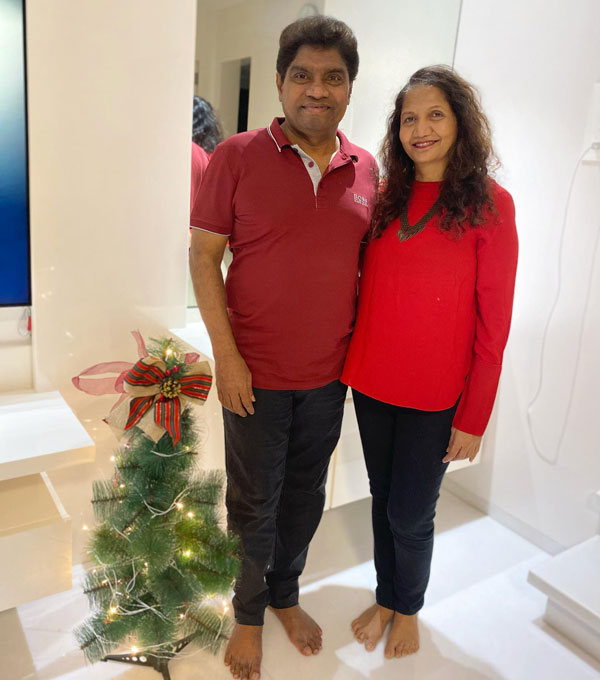 Sujatha Lever Johnny Lever Wiki 1