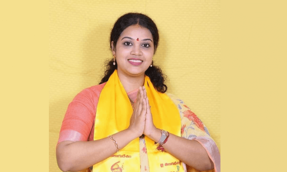 Adireddy Bhavani Wiki, Biography, Age, Caste, Images & More