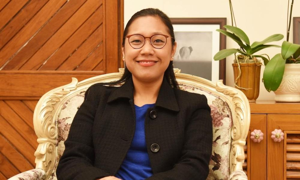 Agatha Sangma (Politician) Wiki, Biography, Age, Husband, Images