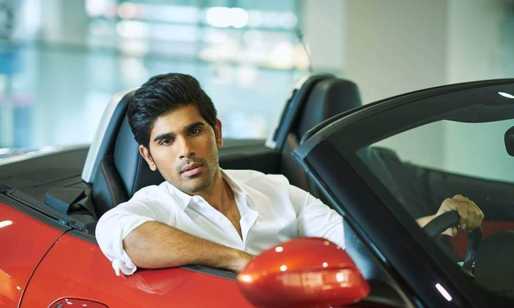 Allu Sirish Wiki, Biography, Age, Family, Movies List, Images