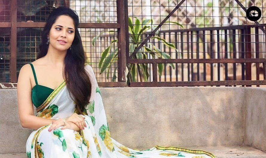 Anasuya Bharadwaj Wiki, Biography, Age, Husband, Movies, Images