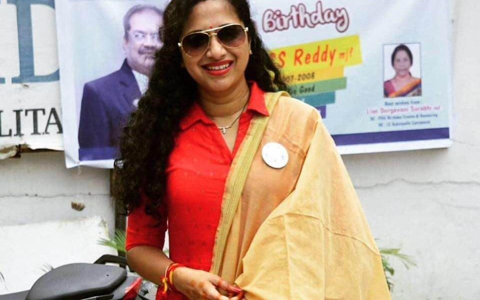 Anitha Chowdary Wiki, Biography, Age, Movies, Family, Images