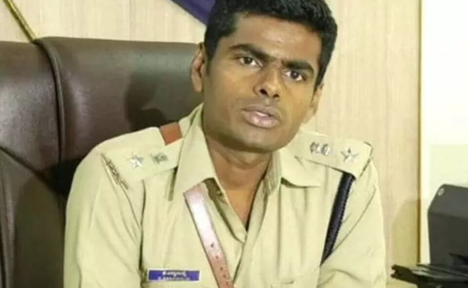Annamalai IPS Wiki, Biography, Age, Images, Family & More