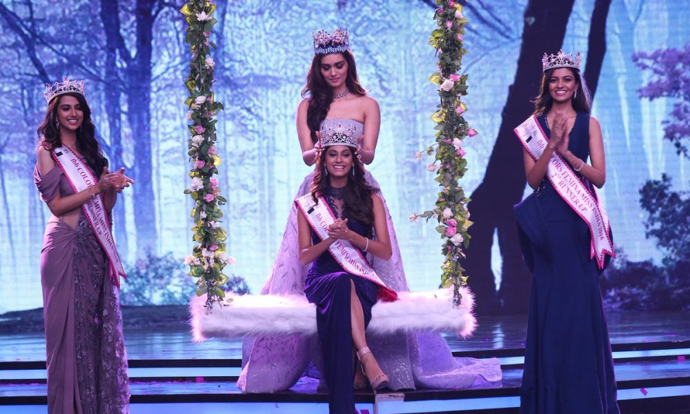 Anukreethy Vas (Femina Miss India 2018) Wiki, Biography, Age, Family, Images