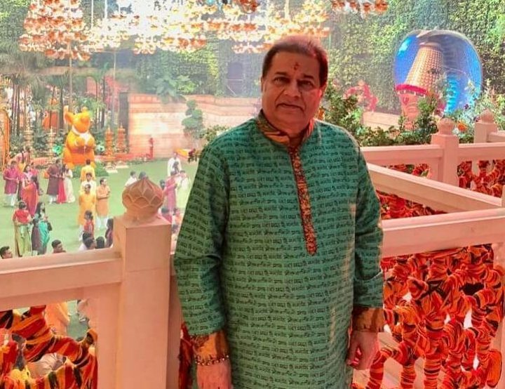 Anup Jalota (Bigg Boss 12) Wiki, Biography, Age, Songs, Family, Images