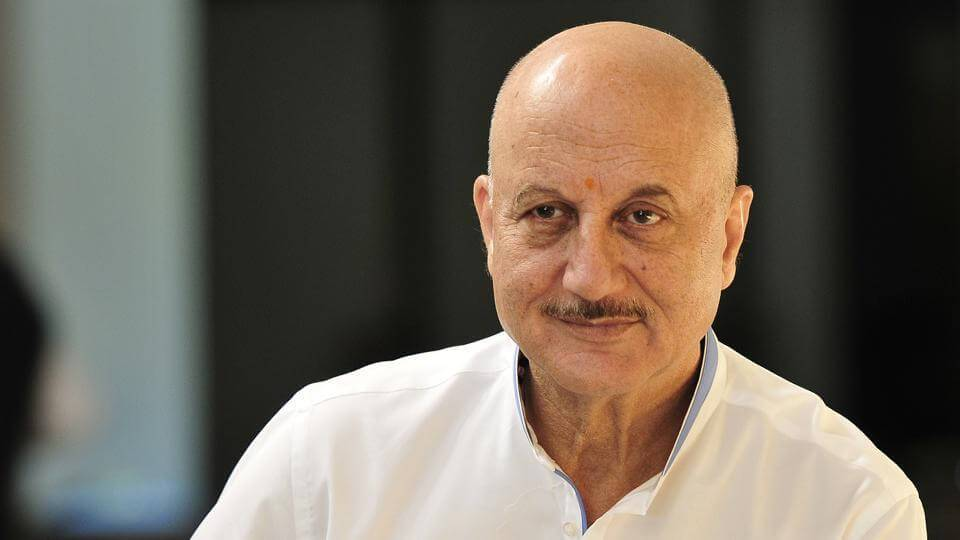 Anupam Kher Wiki, Biography, Age, Family, Movies, Images