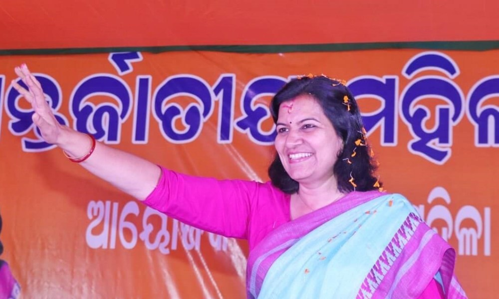 Aparajita Sarangi (IAS) Wiki, Biography, Age, Images, Family