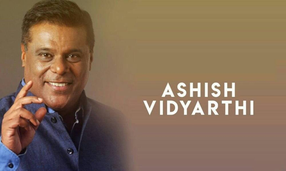 Ashish Vidyarthi Wiki, Biography, Age, Family, Movies, Images