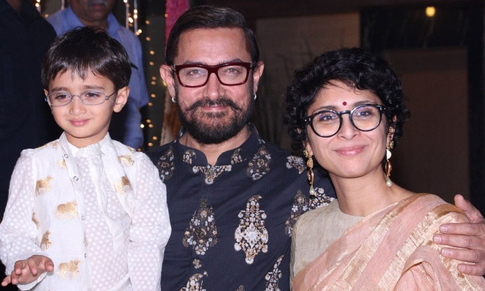 Azad Rao Khan (Aamir Khan's Son) Wiki, Biography, Age, Family, Images