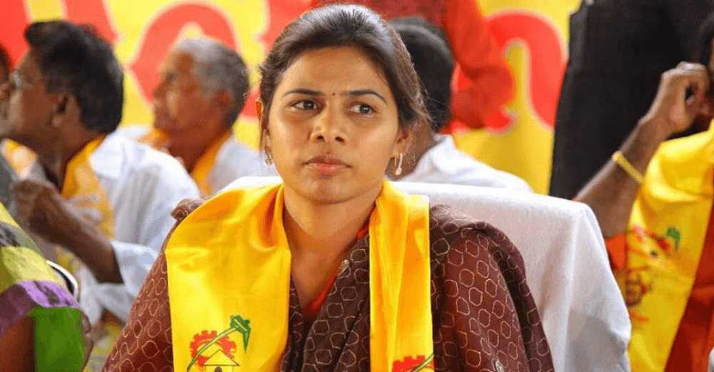 Bhuma Akhila Priya Reddy (Politician) Wiki, Biography, Age, Images, Family & More