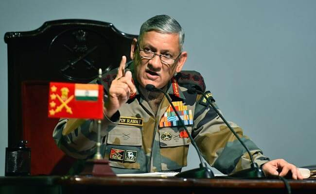 Bipin Rawat Wiki, Biography, Age, Indian Army, Honours, Images