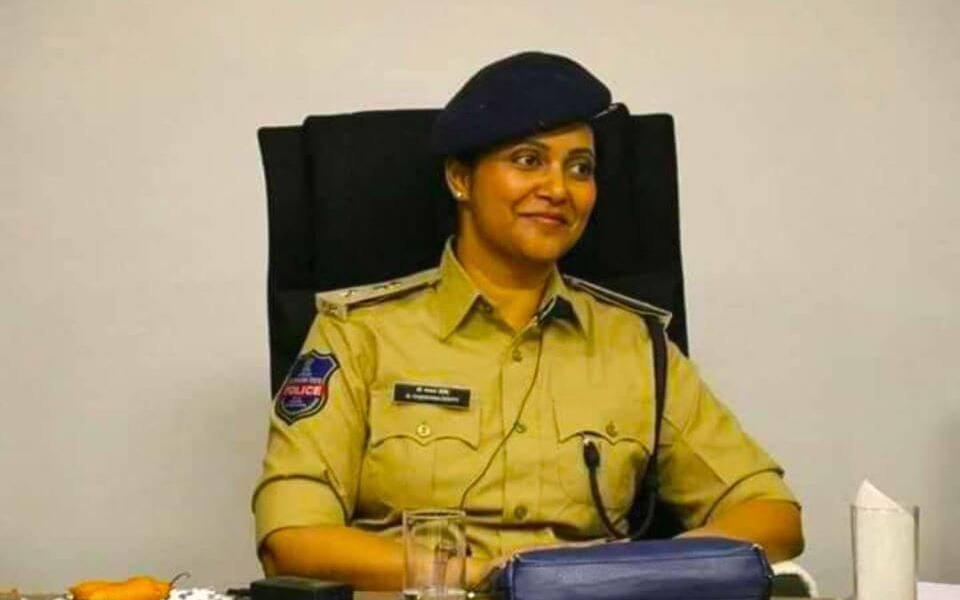 Chandana Deepti (IPS) Wiki, Biography, Age, Images, Family & More
