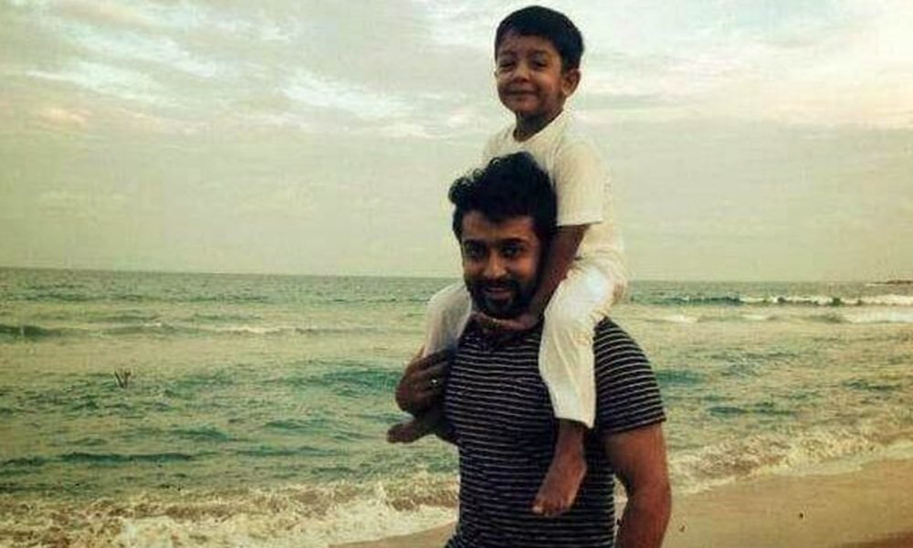 Dev (Surya's Son) Wiki, Biography, Age, Family, Images
