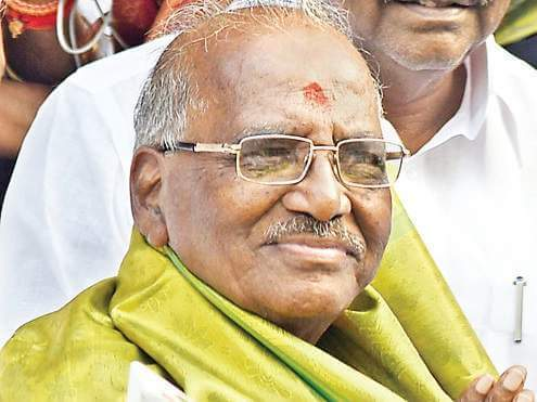 E. Madhusudhanan Wiki, Biography, Age, AIADMK Party, Political Life, Caste