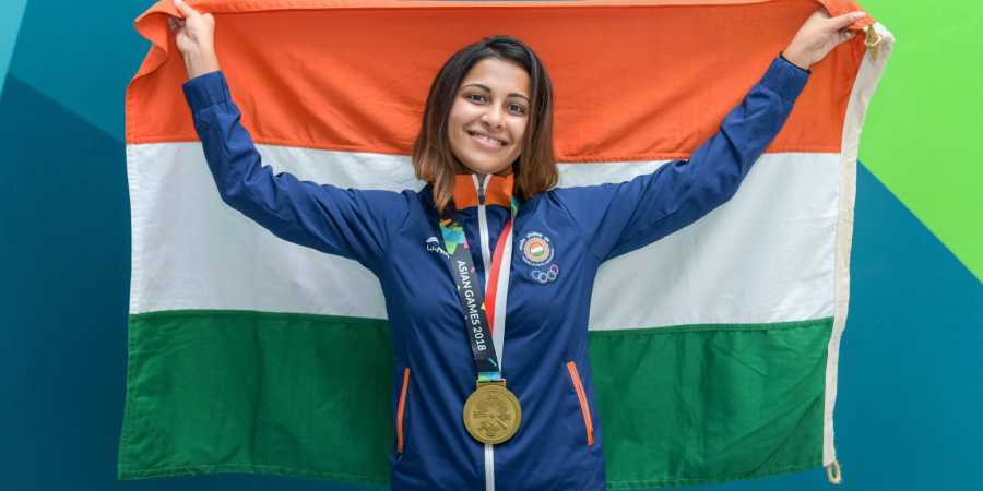 Heena Sidhu (Shooter) Wiki, Biography, Age, Family, Images