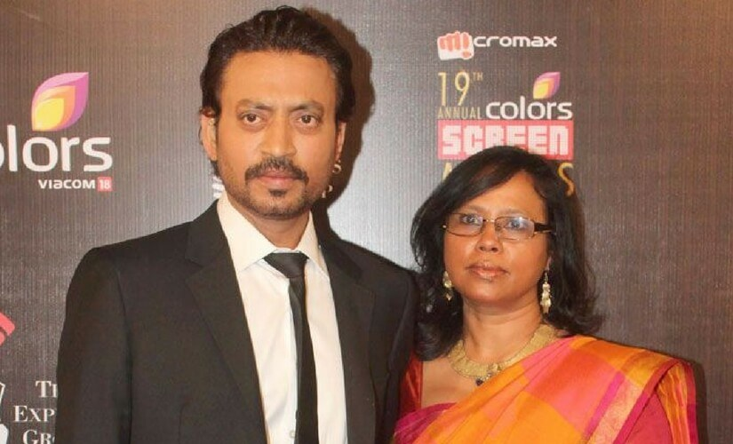 Irrfan Khan wife Sutapa Sikdar Wiki, Biography, Age
