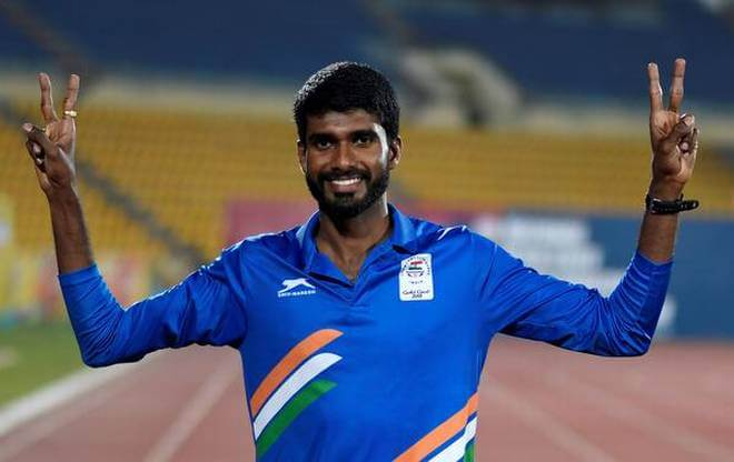 Jinson Johnson (Athlete) Wiki, Biography, Age, Height, Images