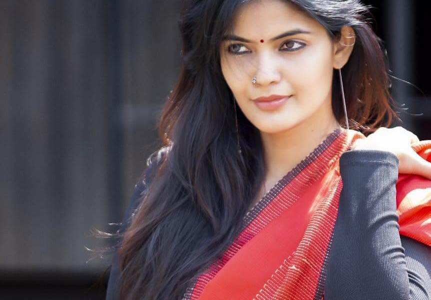 Kalpika Ganesh Wiki, Biography, Age, Movies, Family, Images