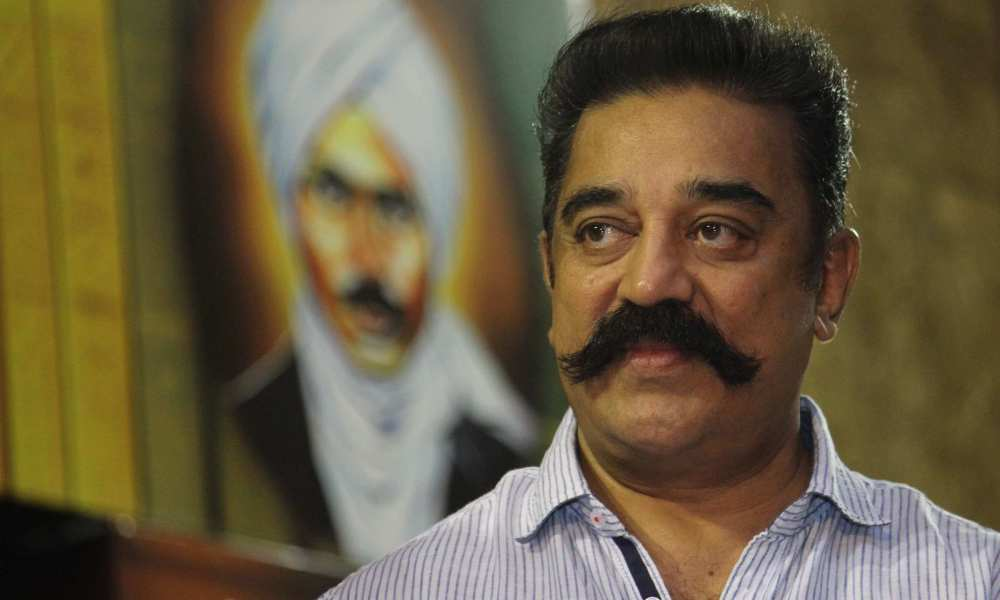 Kamal Haasan Wiki, Biography, Age, Wife, Movies, Images, Political Entry and More