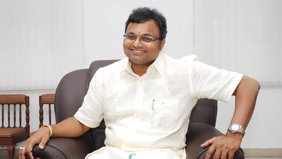 Karti Chidambaram Wiki, Biography, Age, Images, Family and More