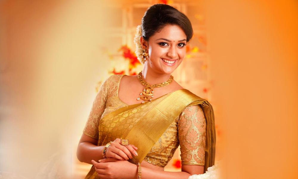 Keerthy Suresh Wiki, Biography, Age, Movies List, Images