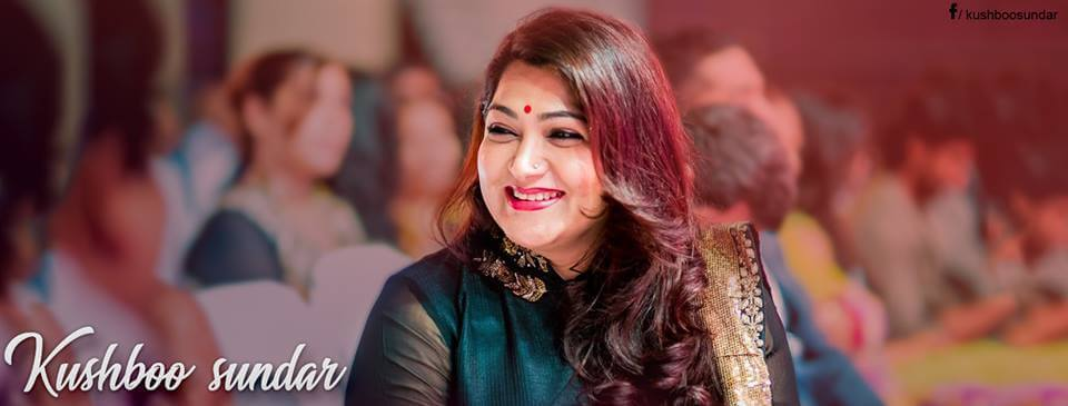 Kushboo Wiki, Biography, Age, Family, Movies, Images