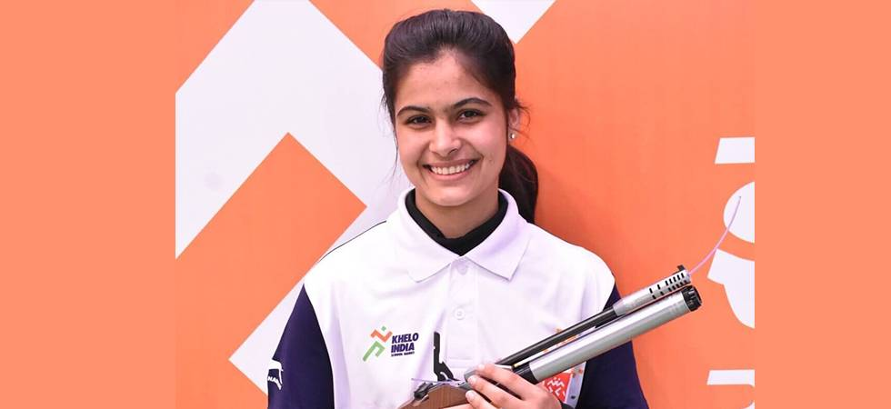 Manu Bhaker Wiki, Biography, Age, Shooter, Family, Images