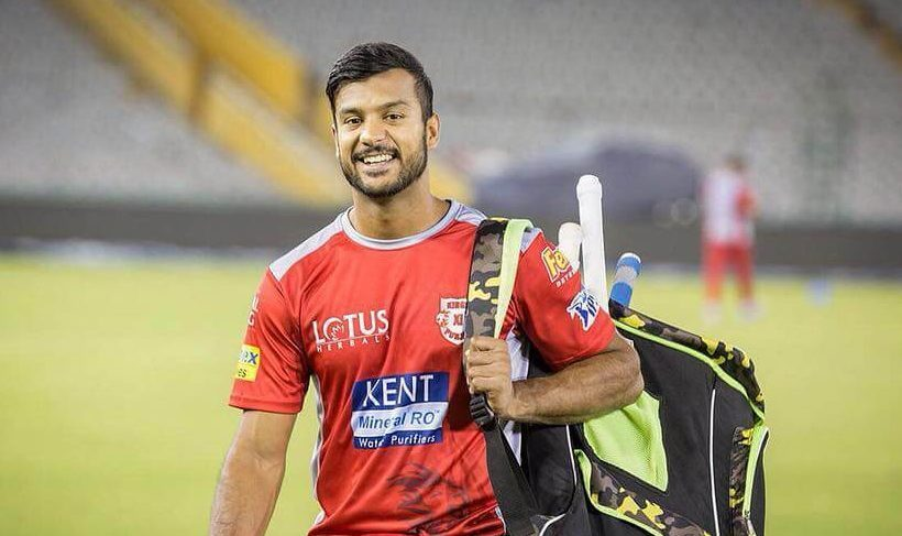 Mayank Agarwal Wiki, Biography, Age, Images, Matches