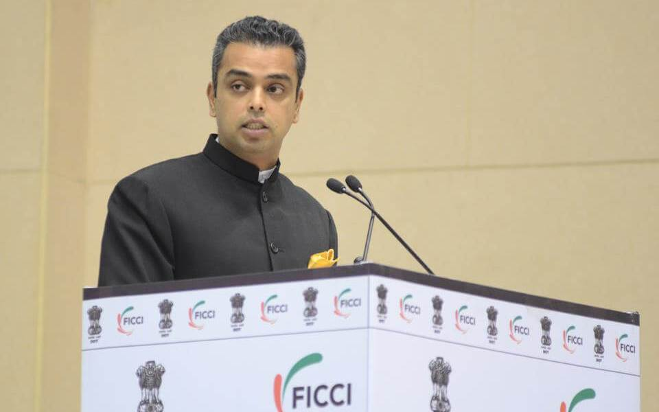 Milind Murli Deora Wiki, Biography, Age, Wife, Images