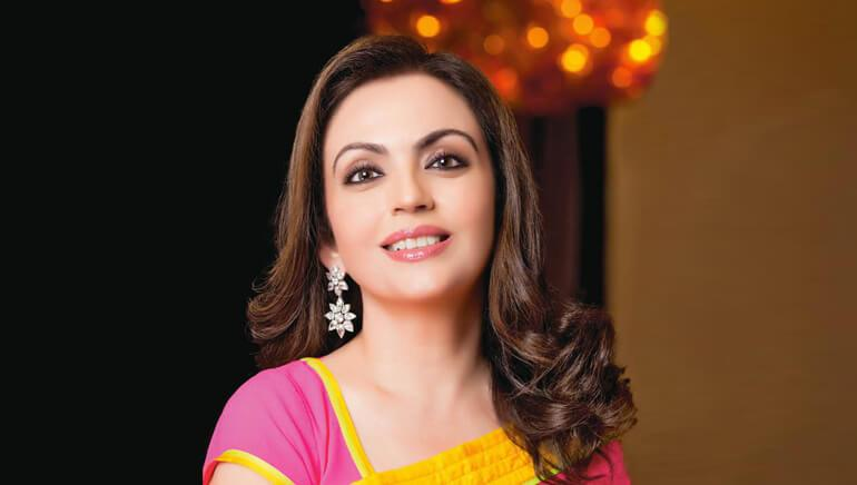 Nita Ambani Wiki, Biography, Age, Business, Images
