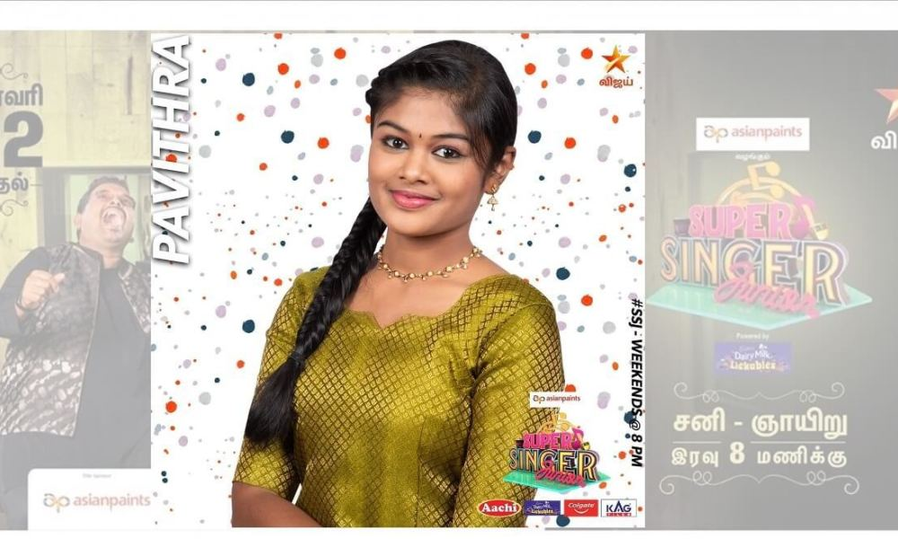 Pavithra (Super Singer) Wiki, Biography, Age, Songs, Images