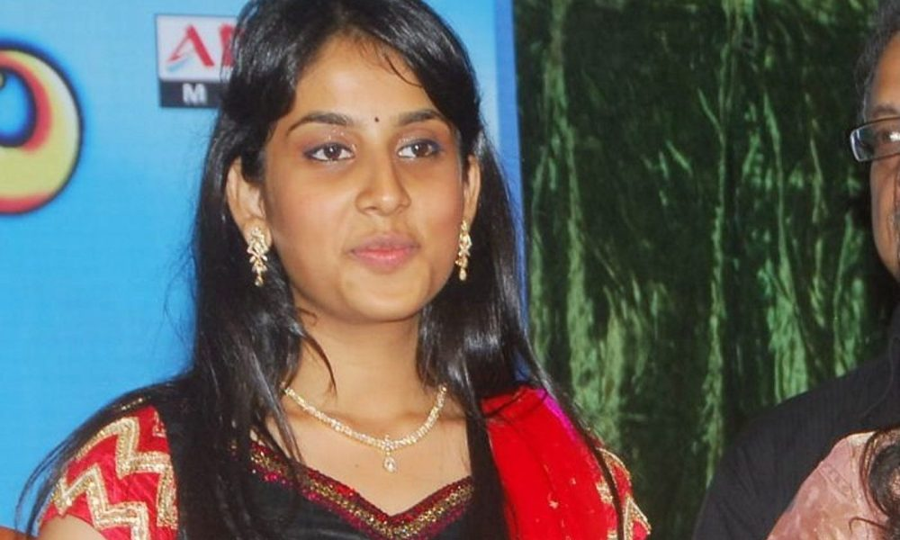 Pooja Prasad Wiki, Biography, Age, Family, Songs, Images