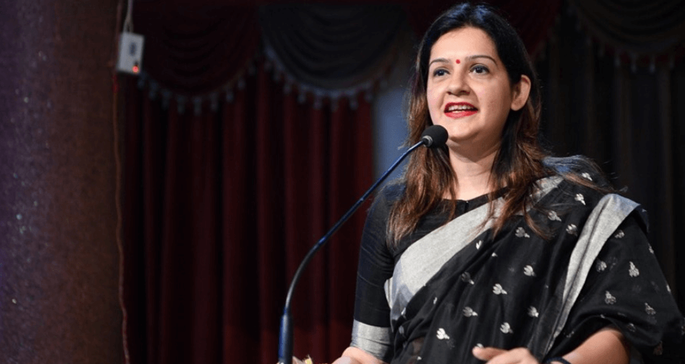Priyanka Chaturvedi Wiki, Biography, Age, Family, Images & More