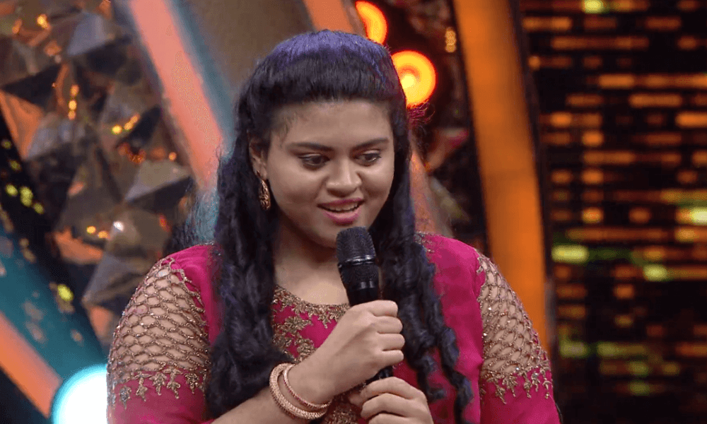 Punya (Super Singer) Wiki, Biography, Age, Songs, Images & More