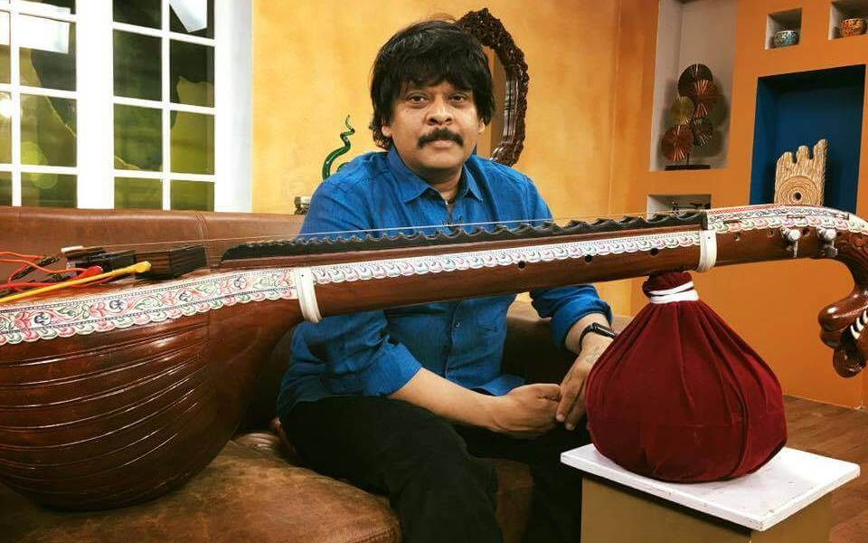 Rajhesh Vaidhya Wiki, Biography, Age, Family, Songs, Albums, Images & More