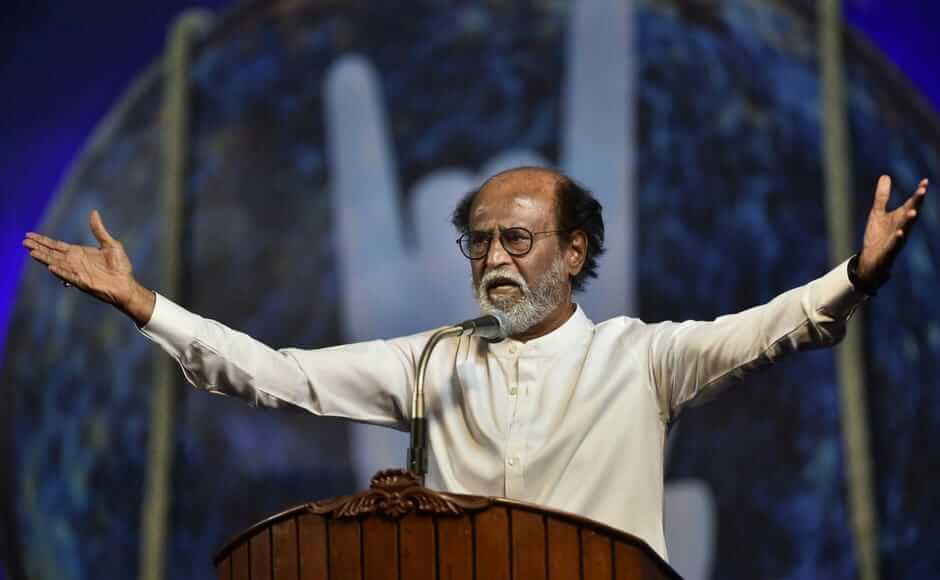 Rajinikanth Wiki, Biography, Age, Movies, Images, Politics