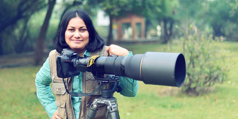 Rathika Ramasamy (WildLife Photographer) Wiki, Biography, Age, Images
