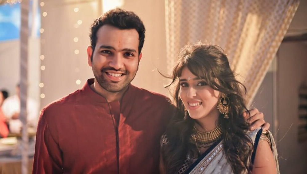 Ritika Sajdeh Wiki (Rohit Sharma Wife), Biography, Age, Husband, Images