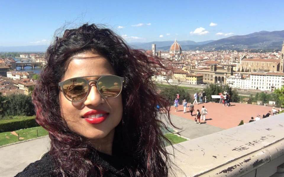 RJ Malishka Mendonsa Wiki, Biography, Age, Husband, Images