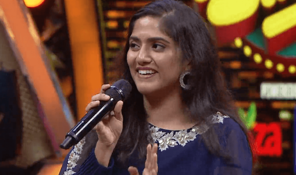 Sahana (Super Singer) Wiki, Biography, Age, Songs, Images & More