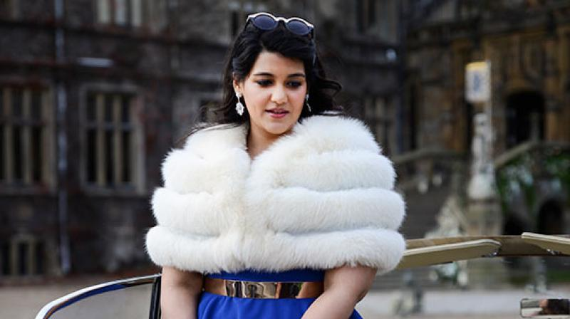 Sanah Kapoor Wiki, Biography, Age, Movies, Family, Images