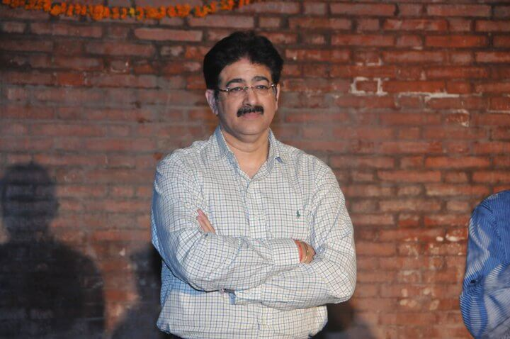 Sandeep Marwah Wiki, Biography, Age, Height, Wife, Images