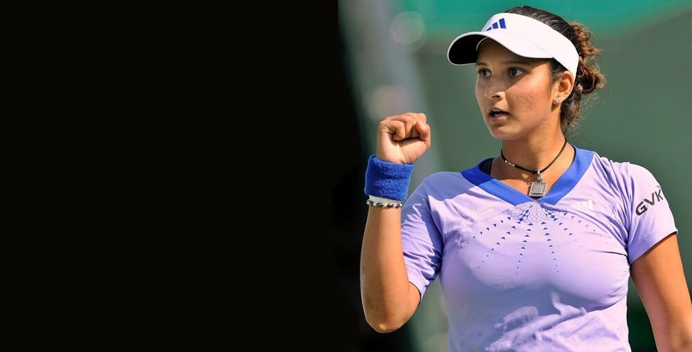 Sania Mirza Wiki, Biography, Age, Husband, Images
