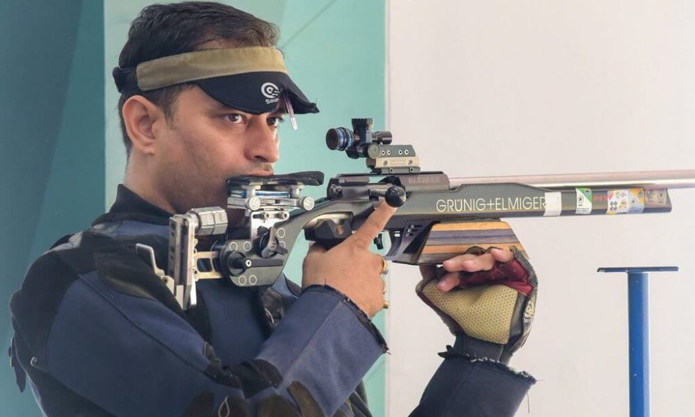 Sanjeev Rajput (Shooter) Wiki, Biography, Age, Family, Images