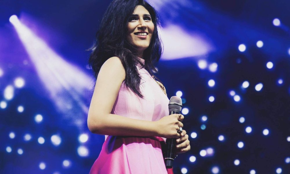 Shashaa Tirupati Wiki, Biography, Age, Movies, Songs, Albums