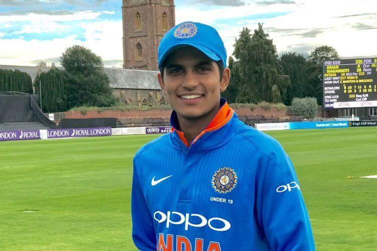 Shubman Gill (Cricketer) Wiki, Biography, Age, Images